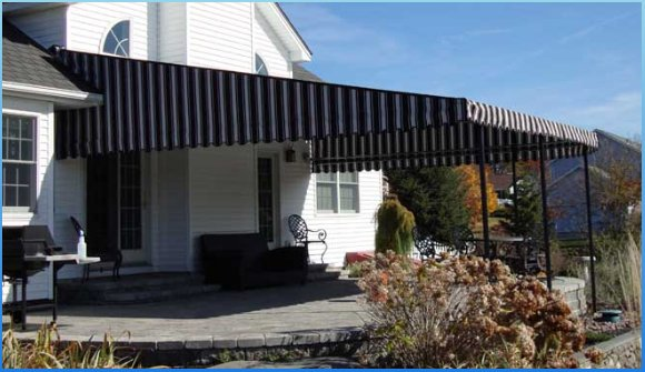 Canopy Erectors Stationary Awnings Professional
